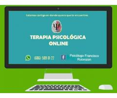 TERAPIA PSICOLOGICA ON LINE