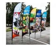 FLAG BANNERS SUBLIMADOS