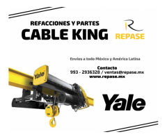 CABLE KING YALE