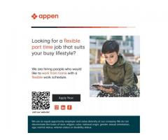 Online Part-Time Opportunity