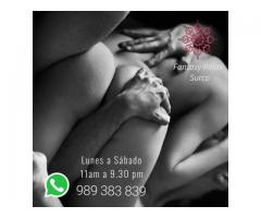 Fantasy Relax Center Masajes Tantra