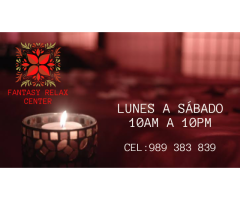 Fantasy Relax Center Surco Tantras
