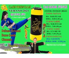 Clases Kung fu