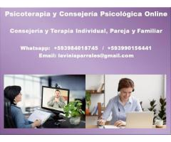 Psychotherapy and Counseling Services Online in Spanish
