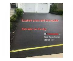 Driveway and Parking Sealer