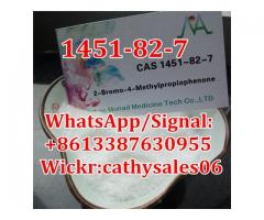 Sell bk-4 2-Bromo-4-Methylpropiophenone CAS 1451-82-7 Safety Delivery to Russia Ukraine
