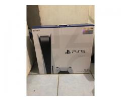 Ps5 box, Toys & Games, Video Gaming