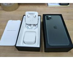 iPhone 11 Pro Max BOX and Accessories ONLY