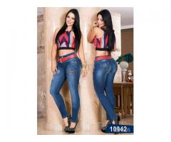 Valery jeans, jeans 100% colombianos