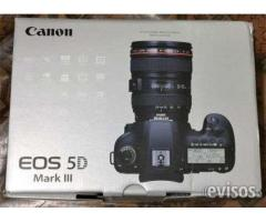 En Venta Canon eos 5d mark iii mas Lente 24-105mm en Virginia
