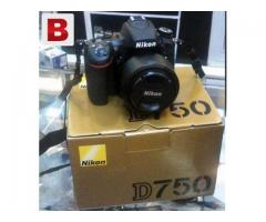 Vendo  nikon d750 en Illinois