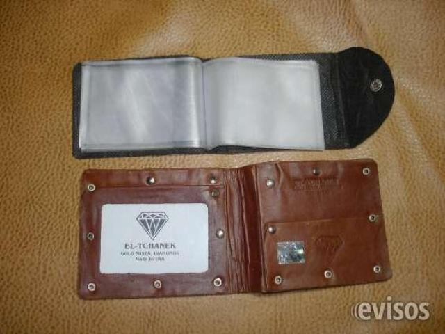 Billetera marca el-tchanek original
