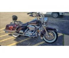 2007 Harley FLHR Road King