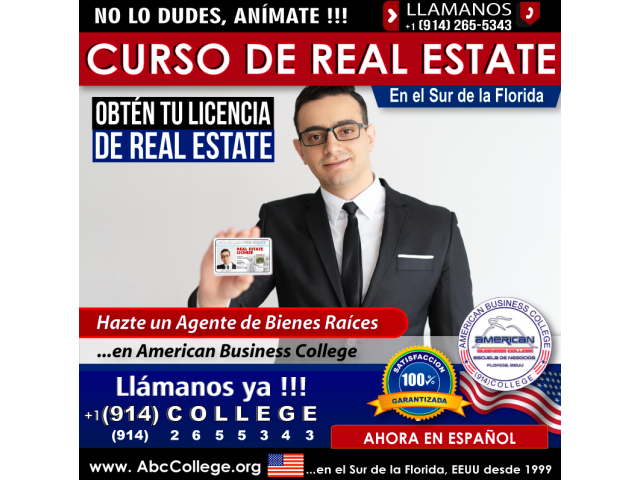 Curso de Real Estate en Español