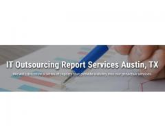 IT Security Outsourcing Assessment Report