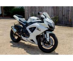 Vendo Suzuki gsx-r 750 bike en Florida