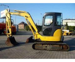Vendo Komatsu pc 50 mr-2 mini excavadora
