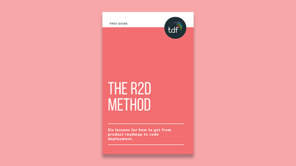 The R2D Method cover
