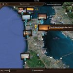Overlay of the San Francisco Bay Area, with Thomas Hawk's Curated List
