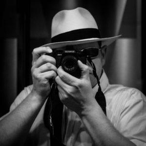 Photographer Mark Reierson