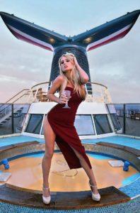Cruse Boat Photoshoot