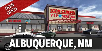 Icon Cinema - Albuquerque, NM