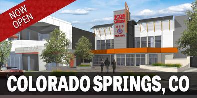 Icon Cinema - Colorado Springs, CO