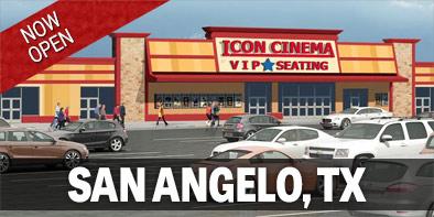 Icon Cinema - San Angelo, TX