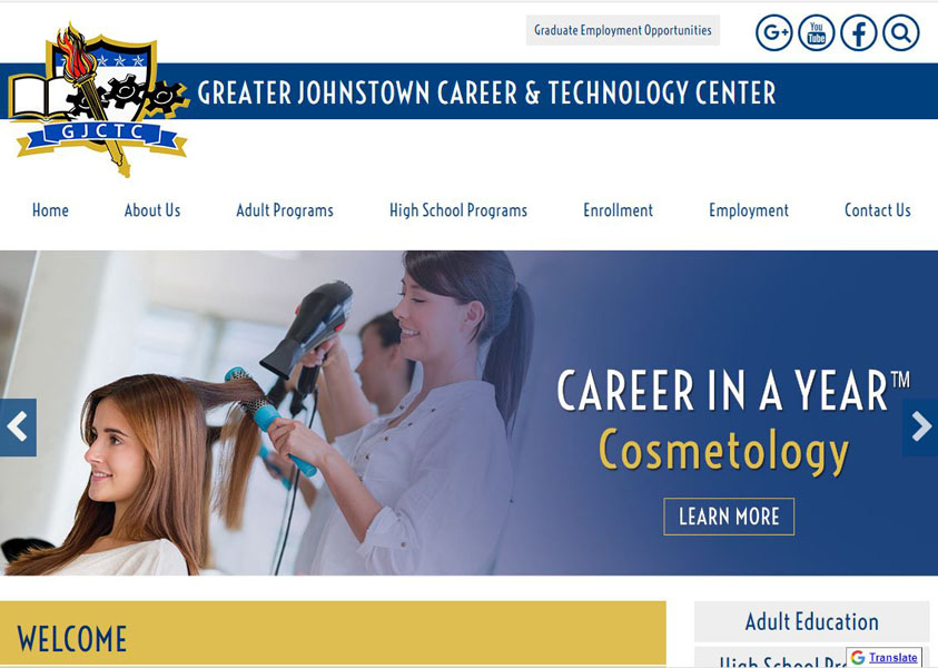 Greater Johnstown Career and Technology Center