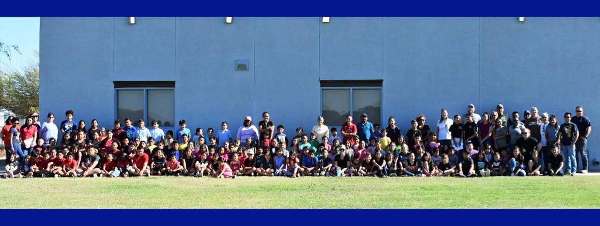 Aguila Elementary School All-School Photo 2018-2019