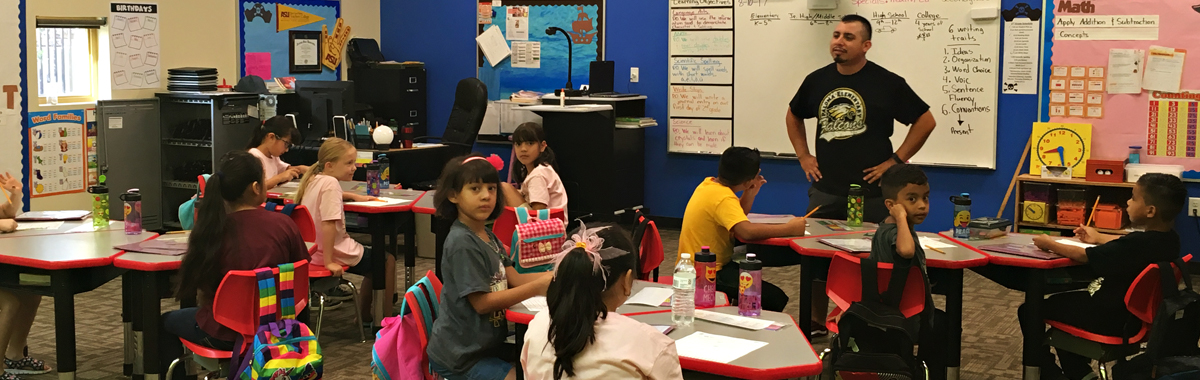 Paloma Elementary School District
