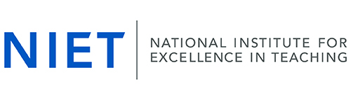 NIET National Institute for Excellence in Teaching