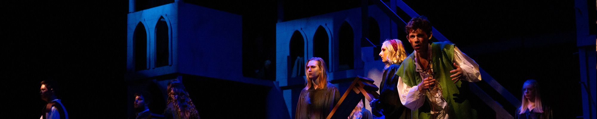 Performance of the Hunchback of Notre Dame