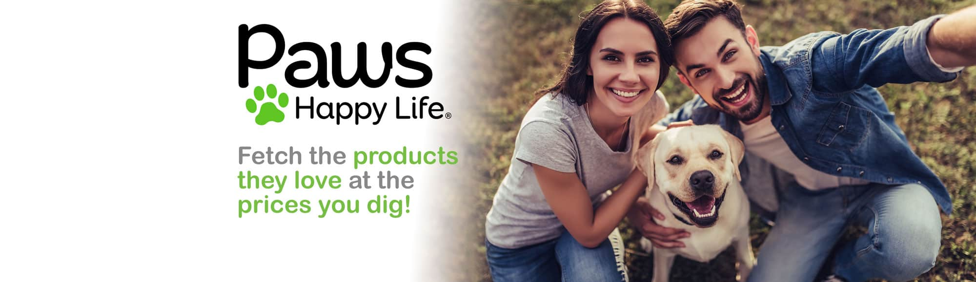 Fetch the products they love at the prices you dig!
