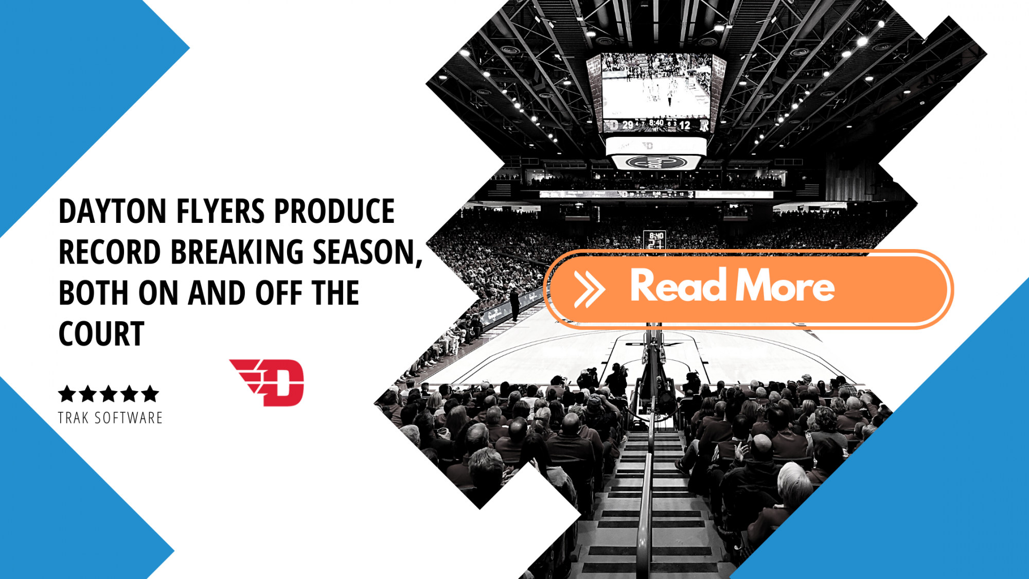 Dayton Flyers Customer Story 1