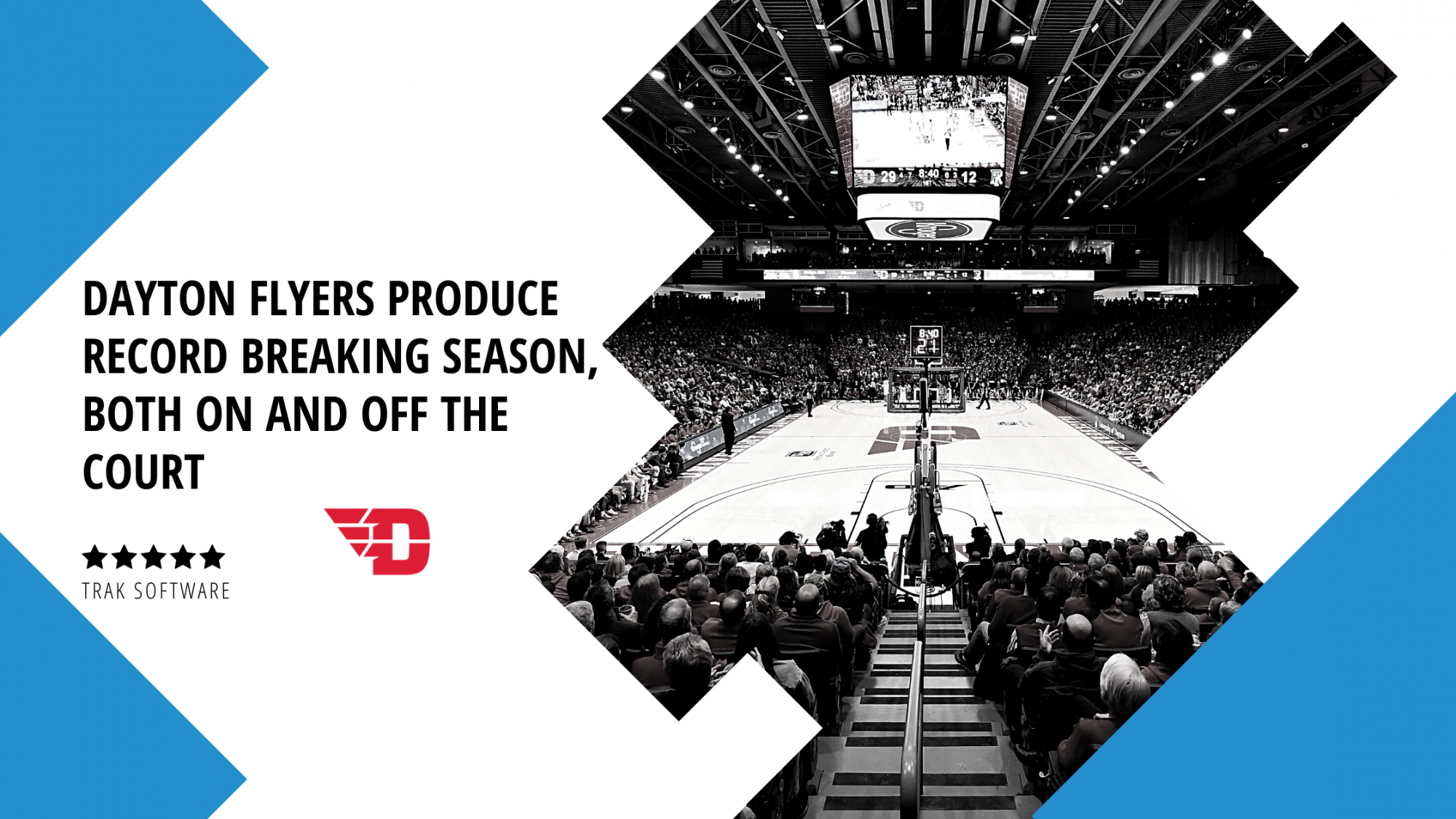 Dayton Flyers Customer Story