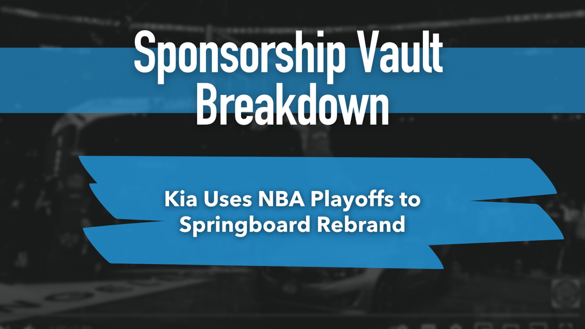 K Ia and the NBA Sponsorship 2021