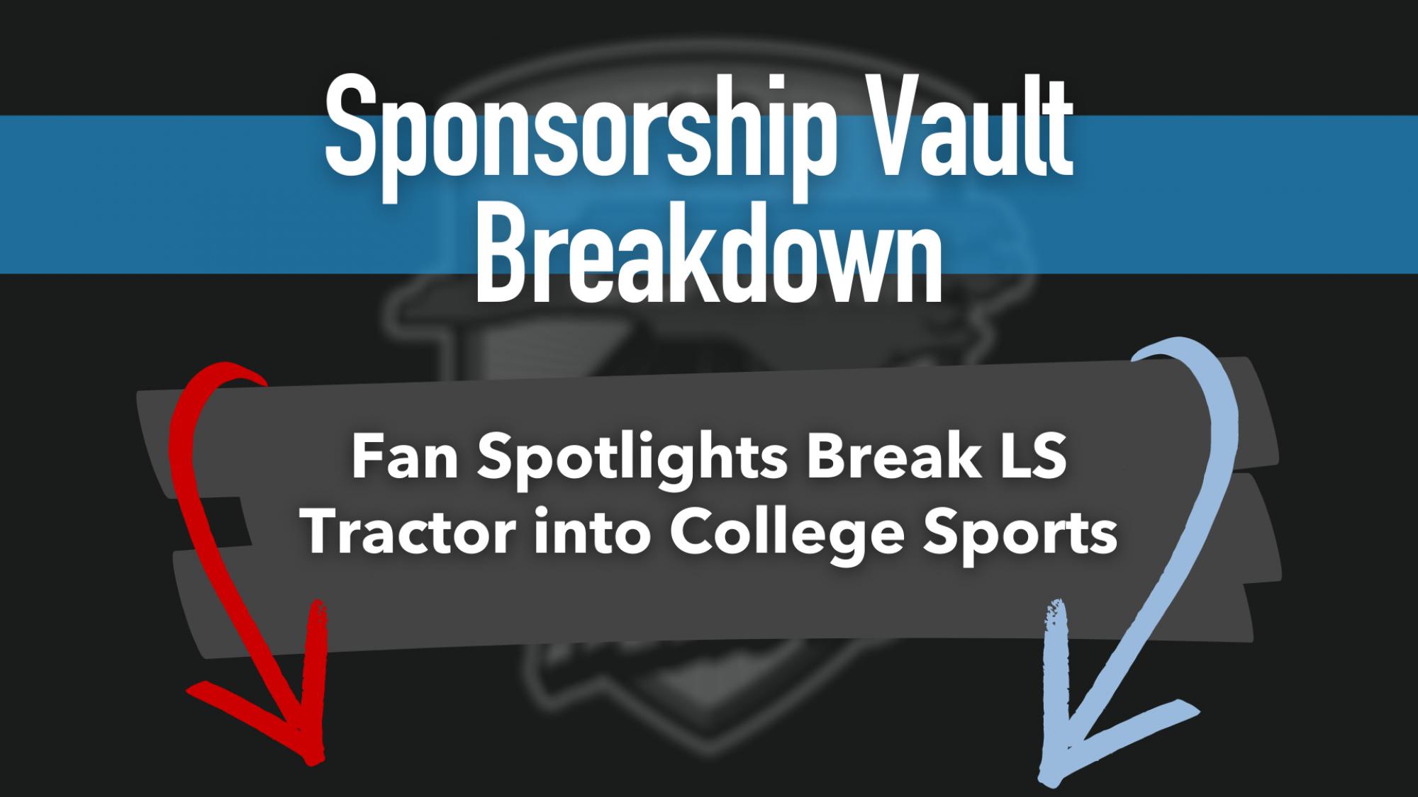 LS Tractor Sponsorship at NC State and University of North Carolina
