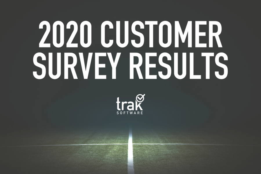 2020 Trak Customer survey results Graphics 2