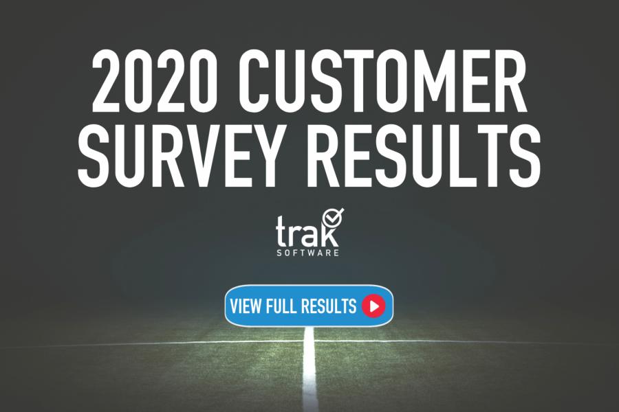 2020 Trak Customer survey results Graphics 7