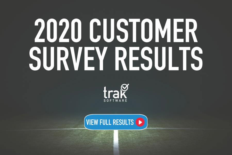 2020 Trak Customer survey results Graphics 8