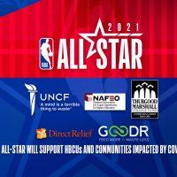 NBA All Star Community Partners NBA com