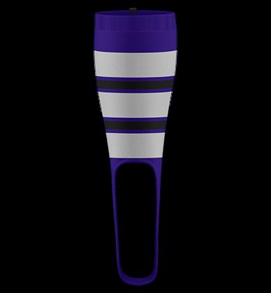 9 Inch Stirrups Stripe 3