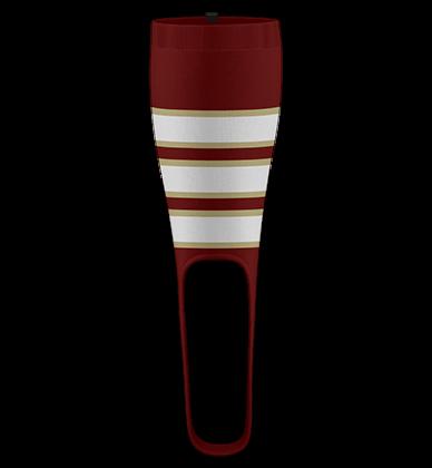 9 Inch Stirrups Stripe 4