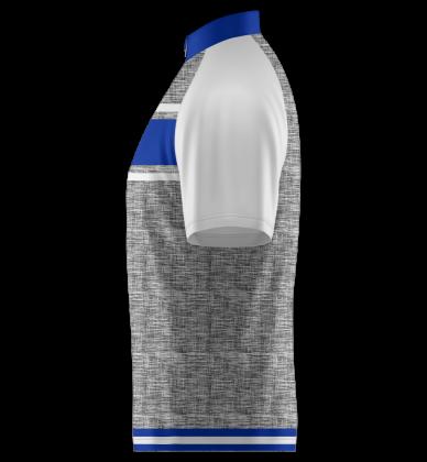Cavaliers Quarter Zip Jacket Shorts Sleeve