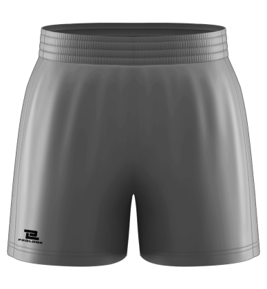 Champion Women Short Blank Template