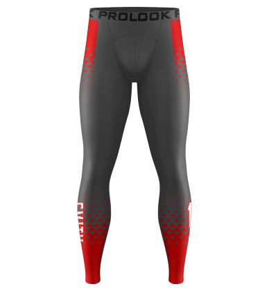 Fast Full Length Compression Pant