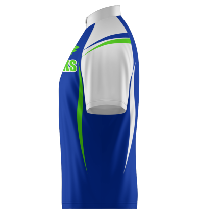 Hawks Quarter Zip Jacket Shorts Sleeve