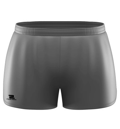 Loose Shorts Blank Template