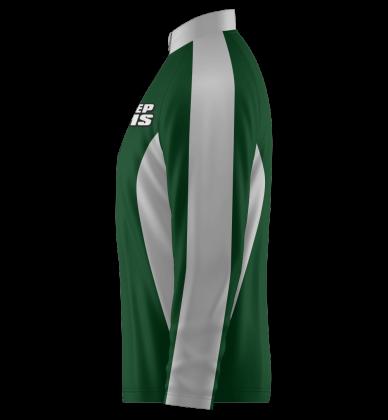 Rams Quarter Zip Jacket Long Sleeve